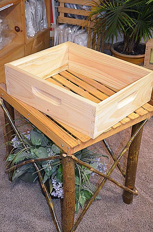 Shallow Honey Super Box