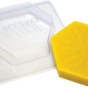 1 lb. Wax Hexagon Block Mold