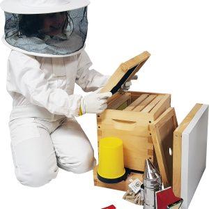 Tools & Hive Equipment
