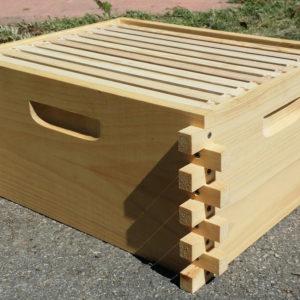 Lincoln Log Deep Hive Kit