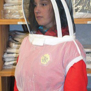 Vest and Cotton Veil