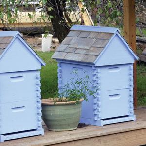 Lincoln Log Hives