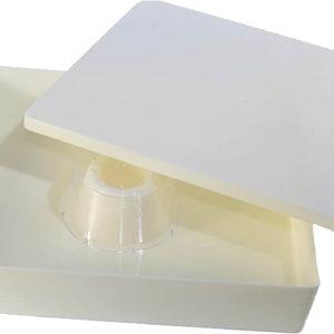 Plastic Bee feeder
