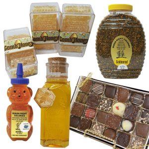 Honey, Pollen, Candy & Gifts