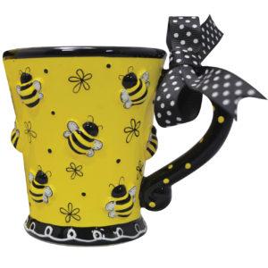 Bee Days Ceramic Mug