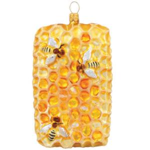 Honeycomb Ornament