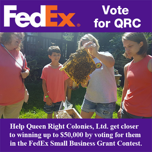 Vote for QRC