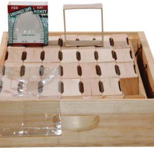 Basswood Section Comb Honey Super Kit
