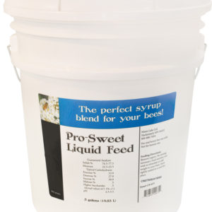 Pro Sweet Liquid Feed for bees