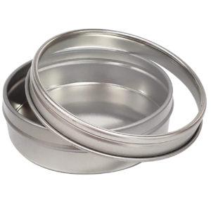 Round Tin
