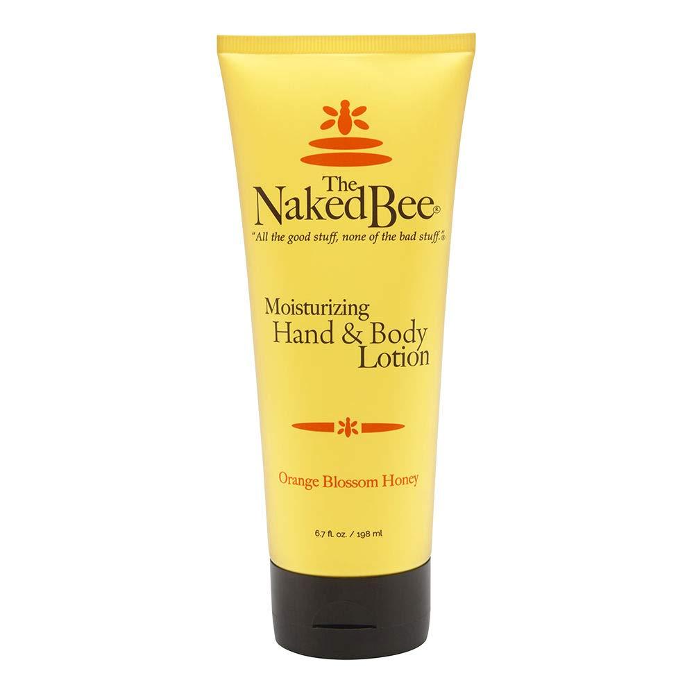 Naked Bee Orange Blossom Honey Moisturizing Hand & Body